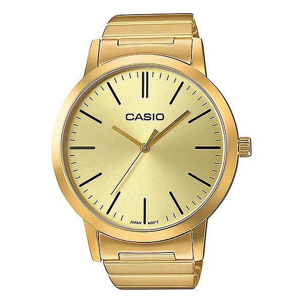 Кварцевые часы Casio Collection Ltp-e118g-9a Gold часы casio collection ltp 1280psg 9a grey gold