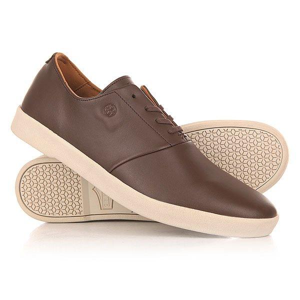 Ботинки низкие Huf Gillette Brown