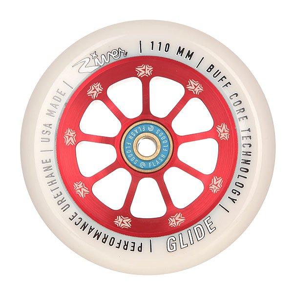 Колесо для самоката River Glide 110Mm Light GreyХарактеристики:Материал: анодированный алюминий. Диаметр: 110 мм. Вес: 212 г. Идеально подходят для паркового катания. Сделано в США Andrew Broussard (PROTO).<br><br>Цвет: белый,бордовый<br>Тип: Колесо для самоката<br>Возраст: Взрослый<br>Пол: Мужской