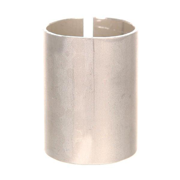 Зажимы Proto Replacement Clamp Shim 1 3/8 To 1 1/4 GreyСпециальный зажим, который позволит конвертировать диаметр руля с 1 3/8 в 1 1/4.Характеристики:Изготовлен из алюминия.<br><br>Цвет: серый<br>Тип: Зажимы<br>Возраст: Взрослый<br>Пол: Мужской