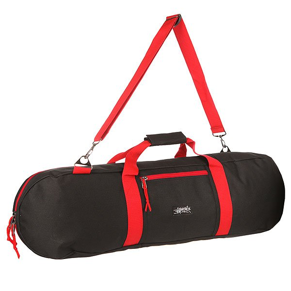 Чехол для скейтборда Anteater Skate Bag Black/Red