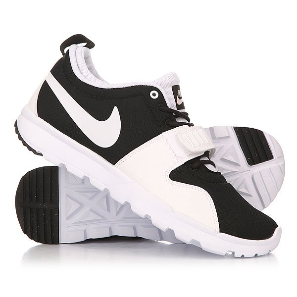 Кроссовки Nike SB Trainerendor Black/White
