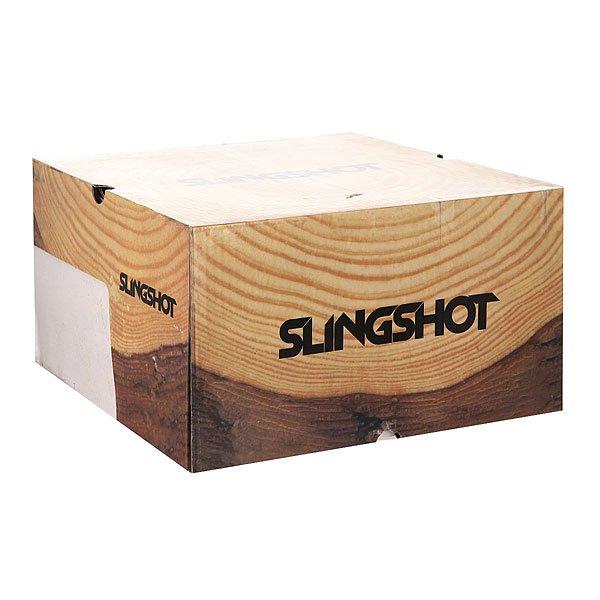 Крепления для вейкборда Slingshot Shredtown Orange от Proskater