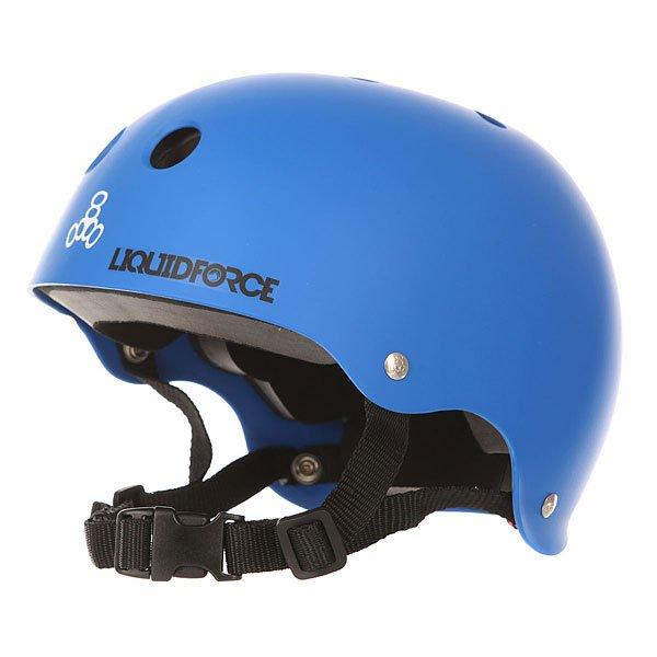 Водный шлем детский Liquid Force Icon Blue