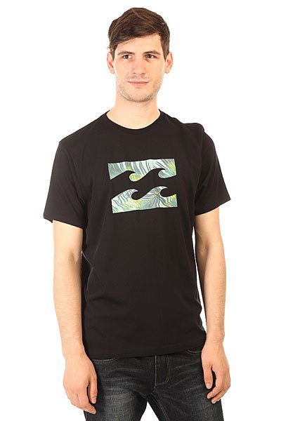 Футболка Billabong Team Wave Black