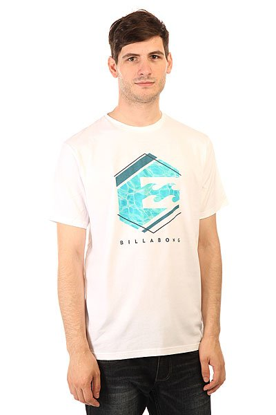 Футболка Billabong Hexag Ss White