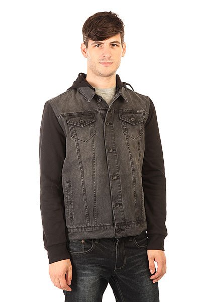 Куртка Billabong Rad Denim Jacket Black Fade