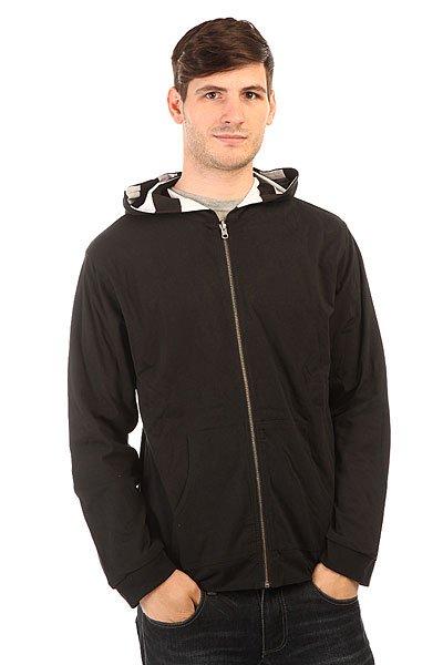 ��������� ������������ Fallen Reversible Newport Zip Hood Black/White