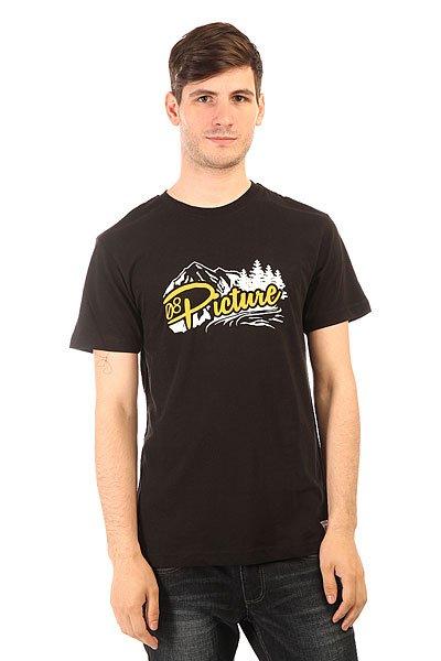 футболка-picture-organic-dyna-black