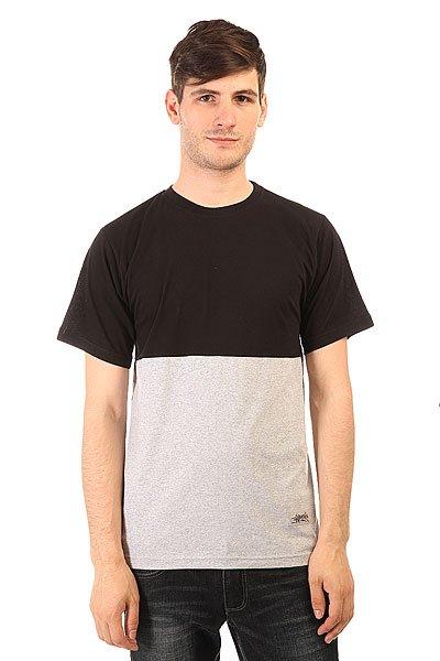 Футболка Anteater 294 Black/Grey<br><br>Цвет: черный,серый<br>Тип: Футболка<br>Возраст: Взрослый<br>Пол: Мужской
