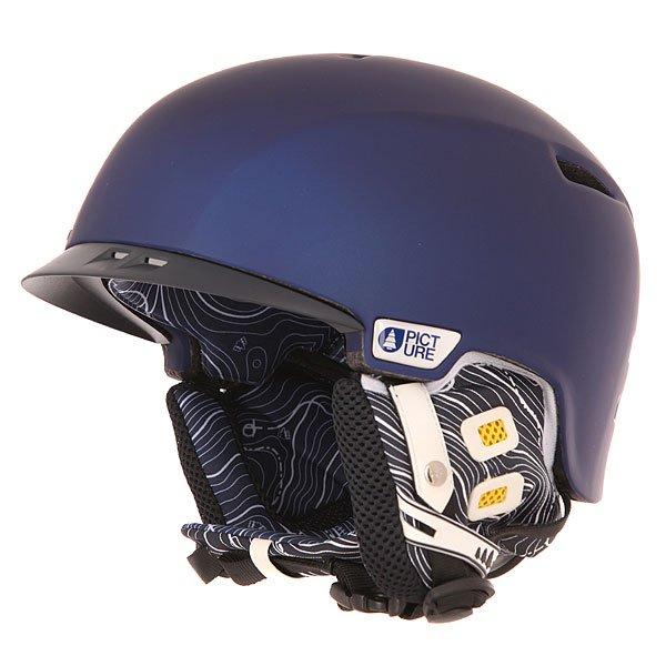 Шлем для сноуборда Picture Organic Kali Creative 2 Dark Blue