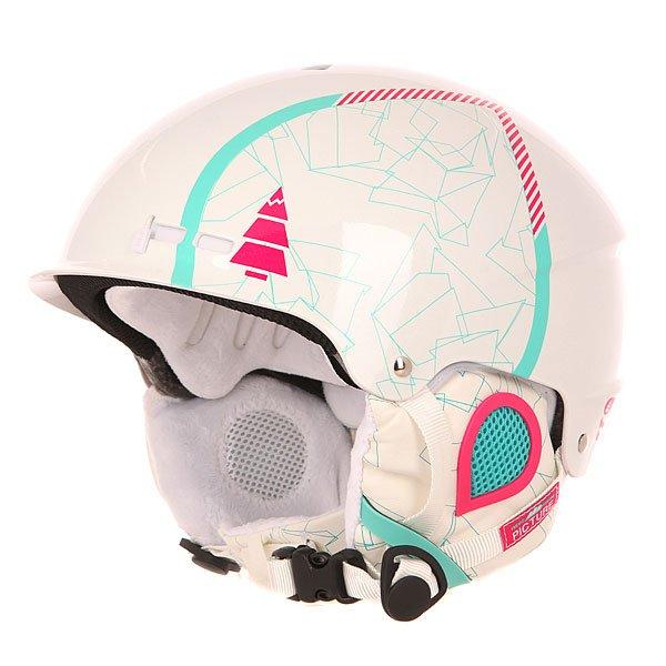 Шлем для сноуборда Picture Organic Kali Hubber 2 White<br><br>Цвет: белый<br>Тип: Шлем для сноуборда<br>Возраст: Взрослый<br>Пол: Мужской