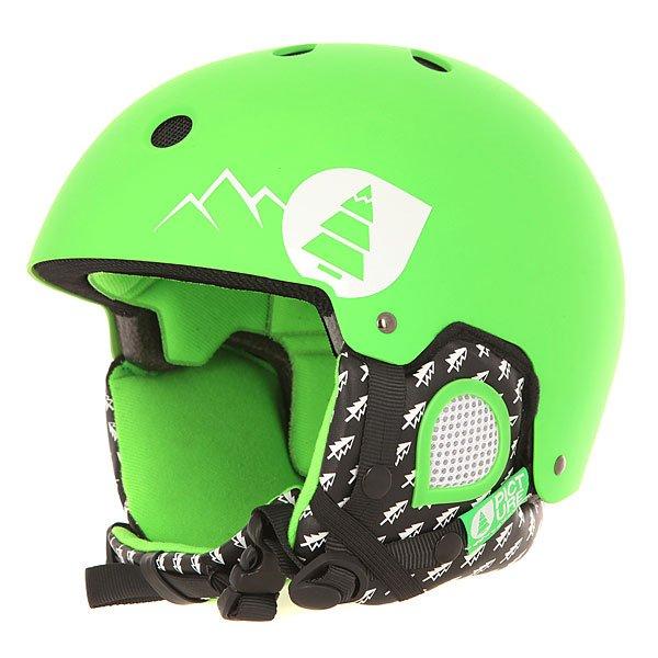 Шлем для сноуборда Picture Organic Kali Symbol Green
