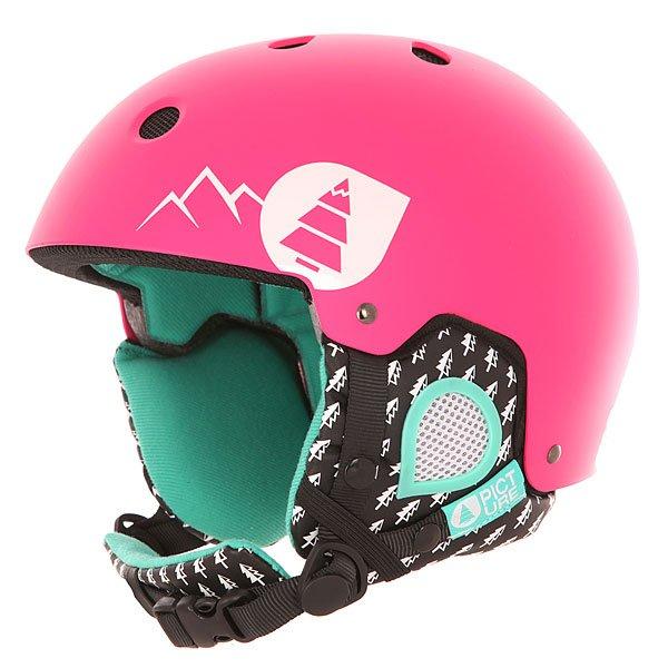 Шлем для сноуборда Picture Organic Kali Symbol Pink