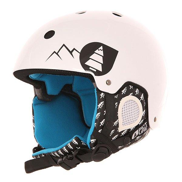 Шлем для сноуборда Picture Organic Kali Symbol White
