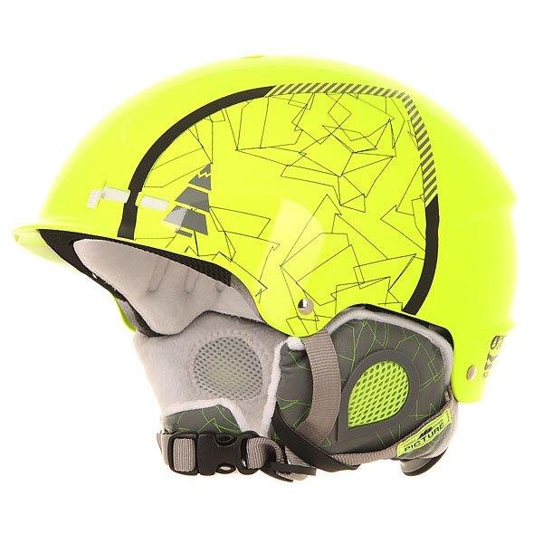 Шлем для сноуборда Picture Organic Kali Hubber 2 Yellow