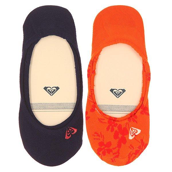 Носки низкие женские Roxy Sneakers Persimmon