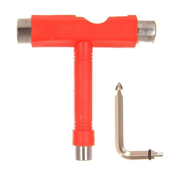 Ключ для скейтборда Turbo-FB Classic Red<br><br>Цвет: красный<br>Тип: Ключ для скейтборда