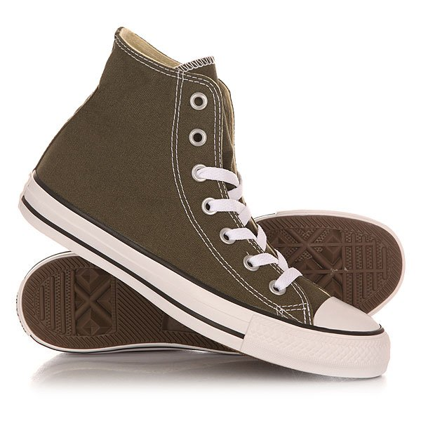 Кеды высокие Converse Chuck Taylor All Star Hi Herbal