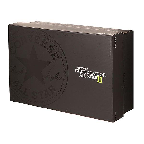 Кеды кроссовки низкие Converse Chuck Taylor All Star Ii Ox Green An Gecko