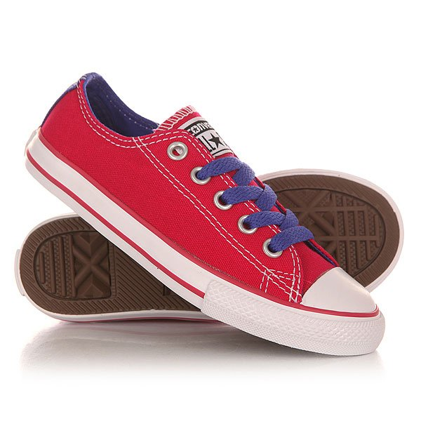 ���� ��������� ������ ������� Converse Ct East Coaster Ox Berry