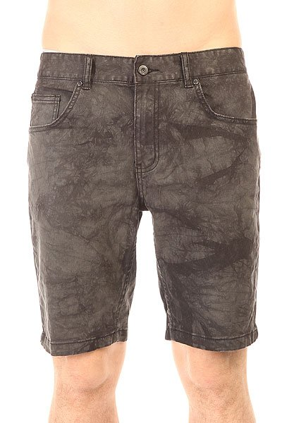 Шорты джинсовые Globe Soulsuckin Ii Walkshort Acid Black