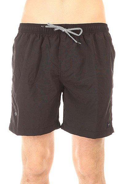 Шорты пляжные Globe Dana Poolshort Black<br><br>Цвет: черный<br>Тип: Шорты пляжные<br>Возраст: Взрослый<br>Пол: Мужской