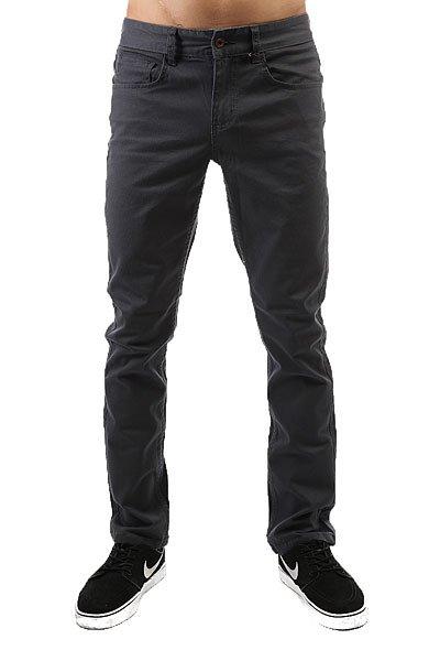 Штаны прямые Globe Goodstock Jean Slate<br><br>Цвет: серый<br>Тип: Штаны прямые<br>Возраст: Взрослый<br>Пол: Мужской