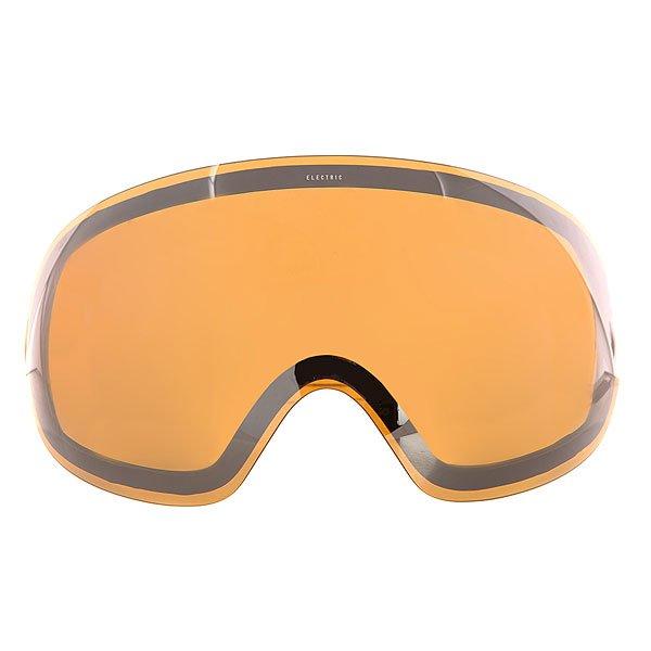 Линза для маски Electric Eg3 Lens Bronze/Silver Chrome