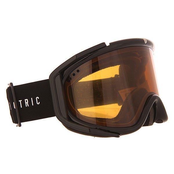 Маска для сноуборда Electric Rig Gloss Black/Bronze