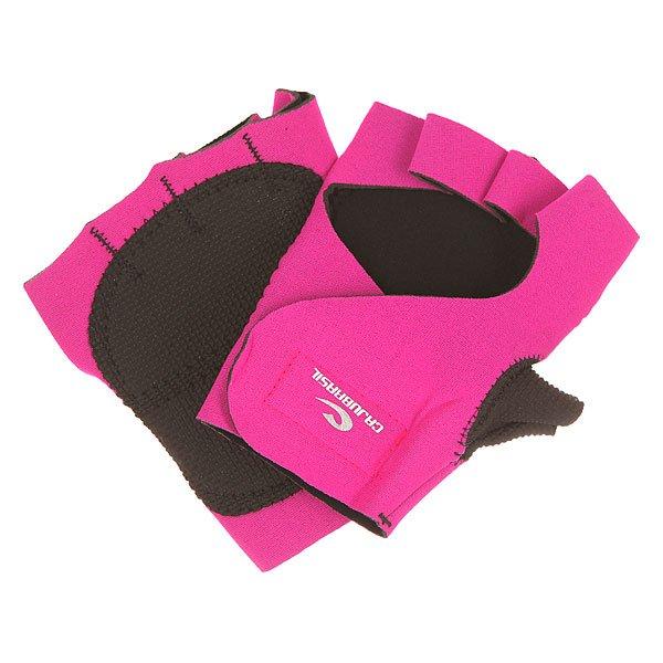 Перчатки женские CajuBrasil Luva Gloves PinkТехнологичные женские перчатки для фитнеса от CajuBrasil.Технические характеристики: Эргономичная форма.Манжета на липучке.Защита на большом пальце и ладонях.Логотип CajuBrasil.Технологии в тканях CajuBrasil: увеличение производительности и мышечной выносливости, улучшение физической работоспособности, быстрая сушка, защита от солнца и высокая степень сжатия.<br><br>Цвет: розовый<br>Тип: Перчатки<br>Возраст: Взрослый<br>Пол: Женский