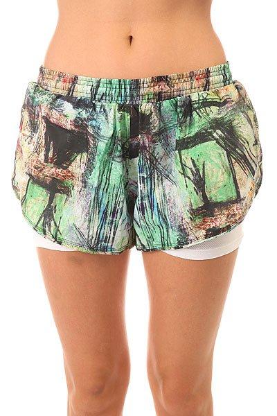 Шорты пляжные женские CajuBrasil Tafetб Shorts Multi пляжные женские шорты цена