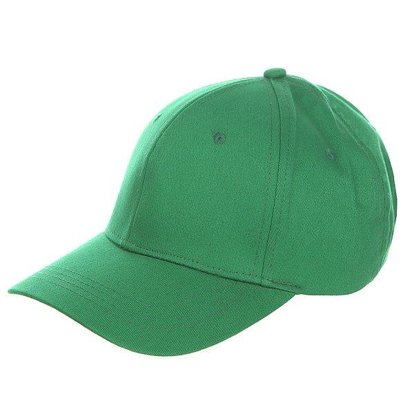 Бейсболка классическая TrueSpin Basic Baseball Green<br><br>Цвет: зеленый<br>Тип: Бейсболка классическая<br>Возраст: Взрослый