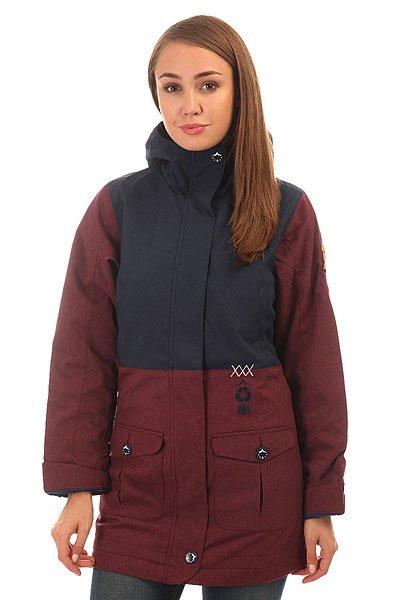 цена  Куртка женская Picture Organic Symbol Aubergine  онлайн в 2017 году