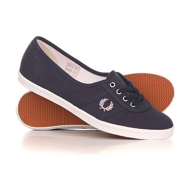 ������� ������� Fred Perry Aubrey Canvas Navy