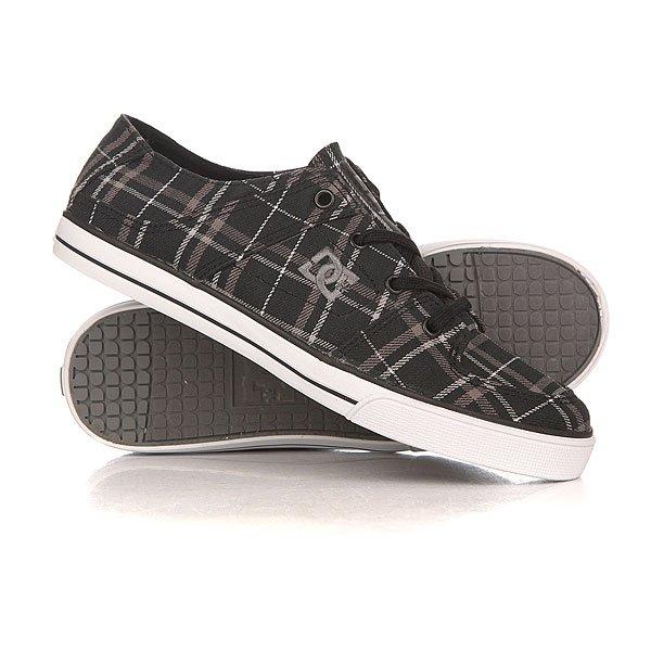 Кеды кроссовки низкие детские DC s Zero Shoe Black