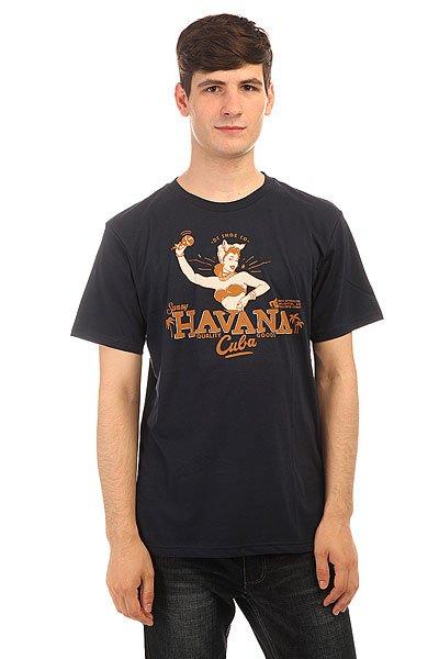 Футболка DC Havana Goods Ss Tees Blue Iris