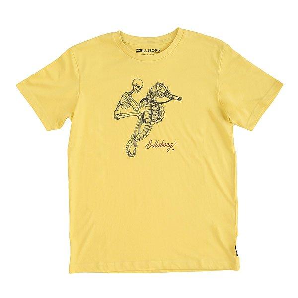 Футболка детская Billabong Fishbone Dust Yellow