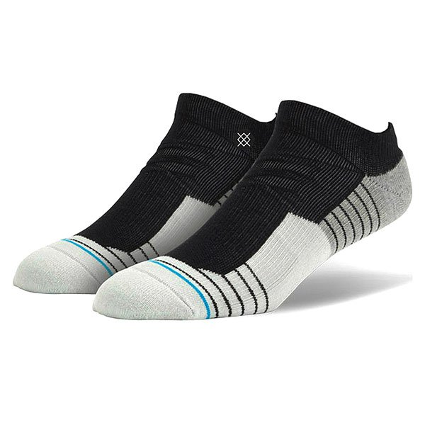 Носки низкие Stance Blue Athletic Fusion 3fold Low Black