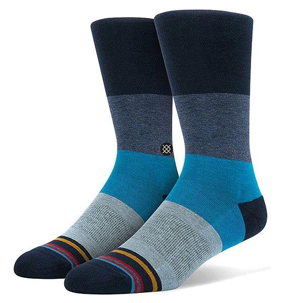 Носки средние Stance Reserve Flanders Blue<br><br>Цвет: мультиколор<br>Тип: Носки средние<br>Возраст: Взрослый<br>Пол: Мужской