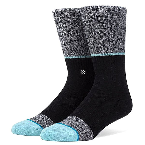 Носки средние Stance Side Step Solomon Aqua