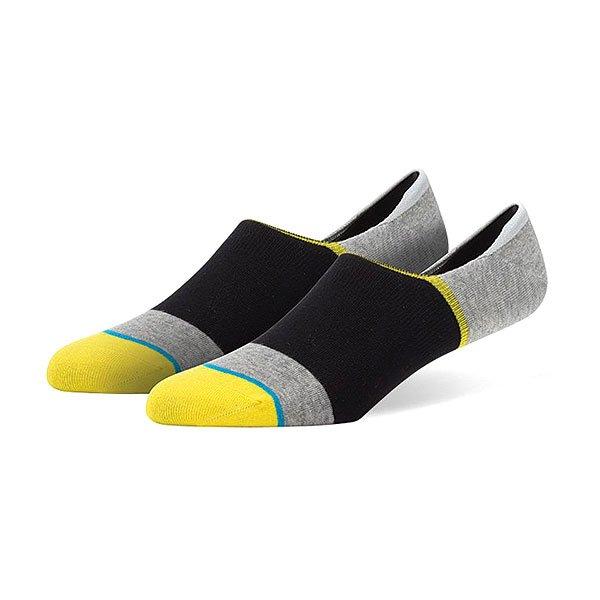 Носки низкие Stance Side Step Zinca Real Grey
