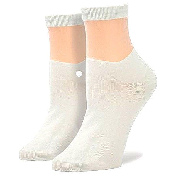 Носки низкие женские Stance Women Braziliant Grey<br><br>Цвет: серый<br>Тип: Носки низкие<br>Возраст: Взрослый<br>Пол: Женский