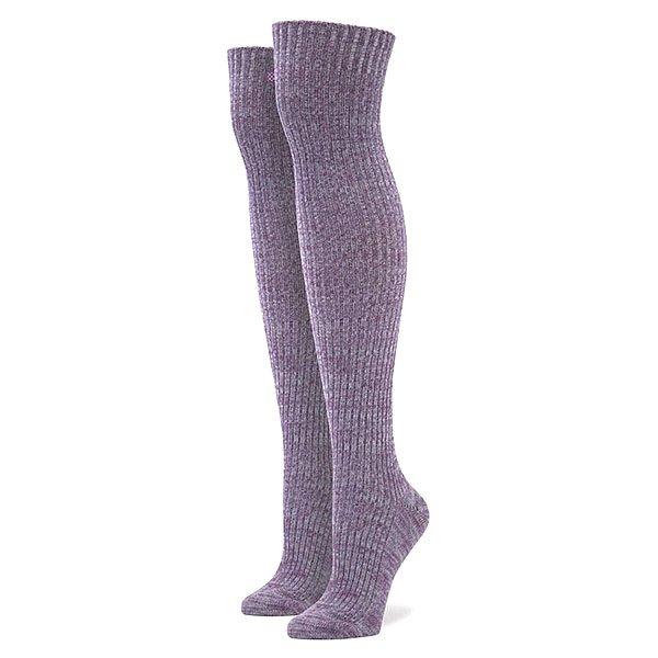Носки высокие женские Stance Matchsticky Purple<br><br>Цвет: фиолетовый<br>Тип: Носки высокие<br>Возраст: Взрослый<br>Пол: Женский