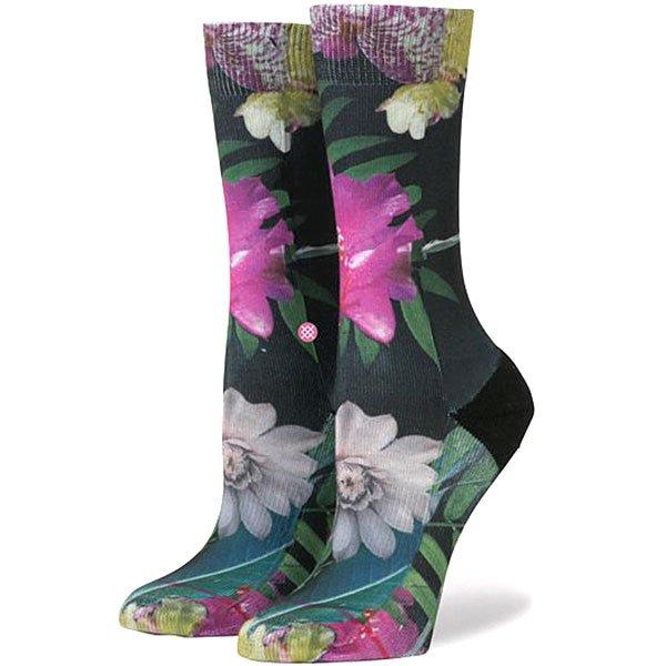 Носки средние женские Stance Tropic Fever Black
