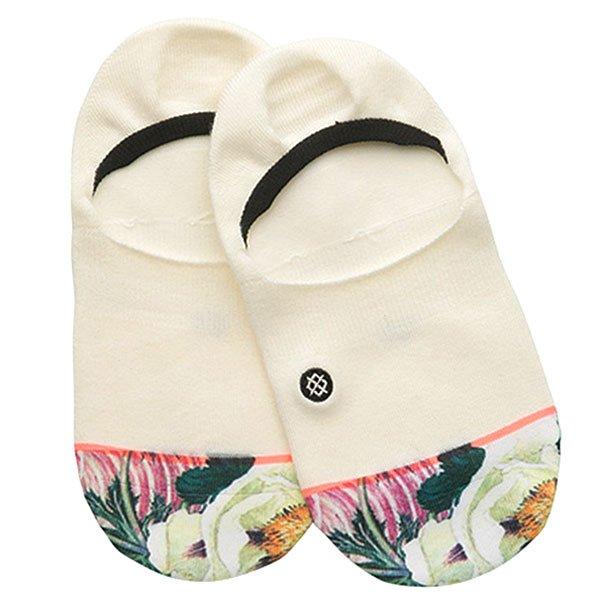 Носки низкие женские Stance Botany Off White<br><br>Цвет: бежевый,мультиколор<br>Тип: Носки низкие<br>Возраст: Взрослый<br>Пол: Женский