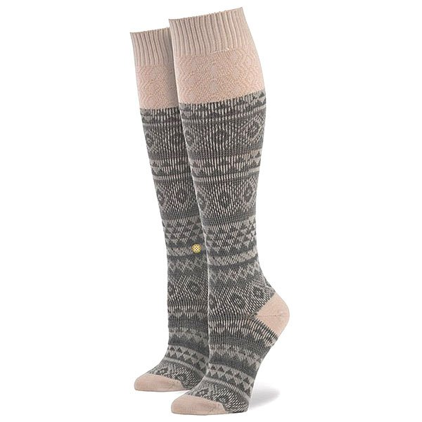 Носки высокие женские Stance Chelsea Oatmeal Heather