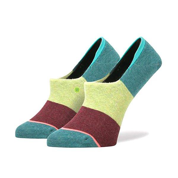 Носки низкие женские Stance Trilogy Green