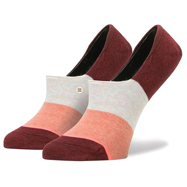 Носки низкие женские Stance Trilogy An Red<br><br>Цвет: мультиколор<br>Тип: Носки низкие<br>Возраст: Взрослый<br>Пол: Женский