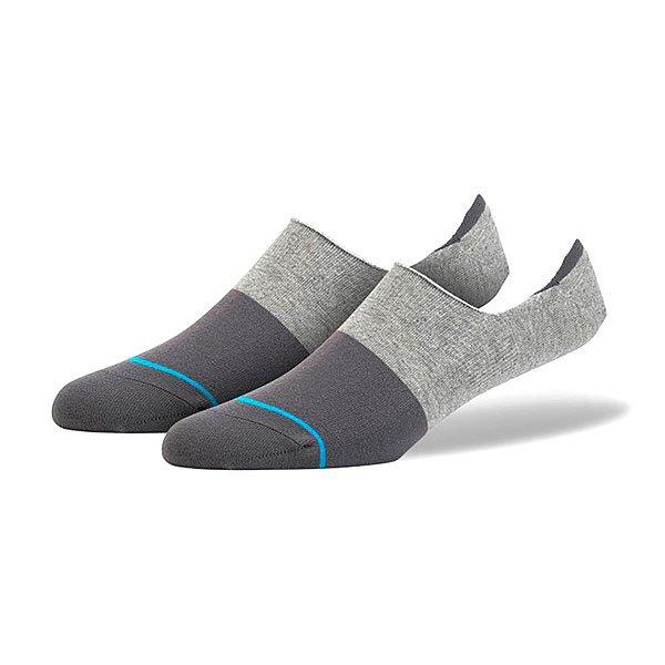 Носки низкие Stance Uncommon Solids Spectrum Super Grey<br><br>Цвет: серый<br>Тип: Носки низкие<br>Возраст: Взрослый<br>Пол: Мужской